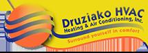 Druziako HVAC Logo